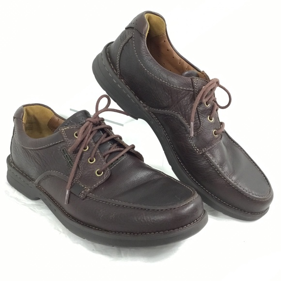 Clarks Shoes | Mens Unstructured Brown